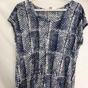 MICHAEL KORS, large, short sleeve shirt